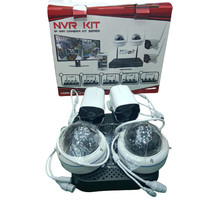 Paket CCTV IP Camera 5mp Super HD Wireless