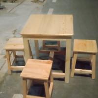 Jual Meja Kursi Cafe Murah Murah Harga Terbaru 2020