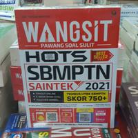 Buku Wangsit Pawang Soal Sulit Hots Utbk Sbmptn Saintek 2021