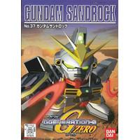 SD Gundam Sandrock X SDGG037 Bandai Model Kit Gunpla SD Gundam SDGG