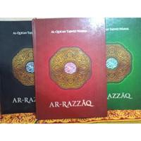 Alquran Arrazaq Jumbo A3, Al Quran Tajwid Ar-Razaq Lansia Non Terjemah