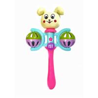 Mainan Pegangan Kerincingan Bayi Kelinci No. OCT 3233