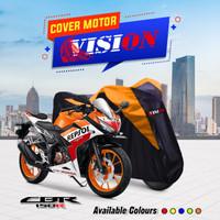 Cover super motor CBR 150 Warna orange grade A