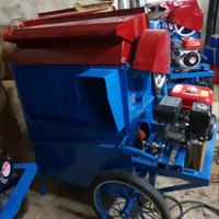 Mesin Perontok Padi lengkap dengan ENGINE