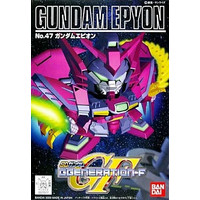 SD Gundam Epyon SDGG047 Bandai Model Kit Gunpla SD Gundam SDGG