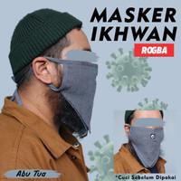 Masker Ikhwan Rogba By Rosal