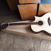 Gitar akustik elektrik ne baru cort coack