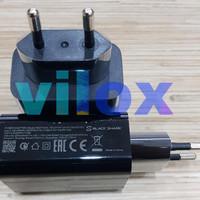 tc fast charger qc 3.0 27w black shark blackshark 2 pro kabel type c