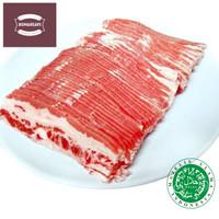 Daging Sapi slice/ Beef Short Plate/ Yoshinoya Yakiniku Shabu 500g