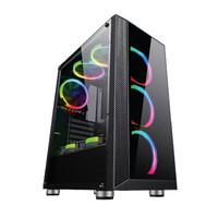 ENLIGHT Odin RGB ATX Mid Tower Gaming Casing Komputer