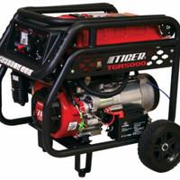 Genset Tiger 2500 watt Bensin Tiger TGR 5000
