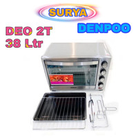 OVEN TOASTER DENPOO DEO 2T ( 150 ) LTR - deo2t38