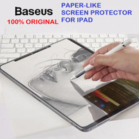iPad Air 4 10.9 2020 BASEUS ORIGINAL Paperlike Paper Like Anti Gores - Paper Like