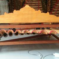 Rindik bambu alat musik tradisional Bali BG