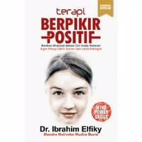 Buku terapi berpikir positif Ibrahim Elfiky