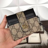 dompet kulit gucy
