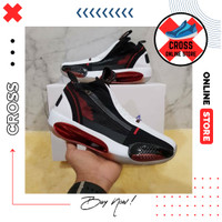 Sepatu Basket Nike Air Jordan 34 Orbit Ziper Best Premium Quality