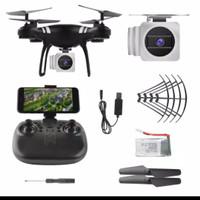drone QUADCOPTER HJ14 HJRC DENGAN CAMERA WIFI JJRC SYMA SH5W