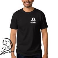 kaos baju t-shirt pria game premium call of duty skull 01
