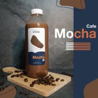 Kopi Susu Mocha 1 LITER | BITTERDROP CAFE MOCHA
