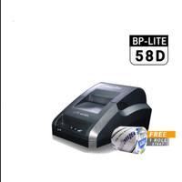PRINTER THERMAL BLUEPRINT PORTABLE TMU-58D [BLUETOOTH+USB+RJ11]
