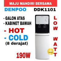 Dispenser Denpoo DDK 1101 Electro extra LOW watt 190w - Merah