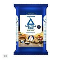 Tepung Terigu Segitiga Biru Premium 1kg