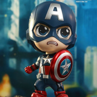 HOT TOYS HT COSBABY COSB781 CAPTAIN AMERICA THE AVENGERS VERSION