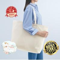 Tas Uniqlo Shopping Bag Belanja Eco Friendly Tote Bag Ramah Lingkungan