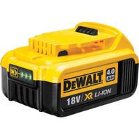 Dewalt Battery Li-Ion Baterai XR 18V 4.0Ah (DCB182-B1)