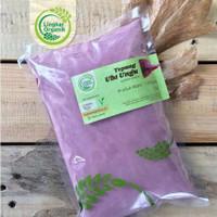 Tepung Ubi Ungu Organik - Lingkar Organik 500gr Mpasi Gluten Free