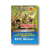 Buku Aplikasi Android Game Pembelajaran Berbasis RPG Maker