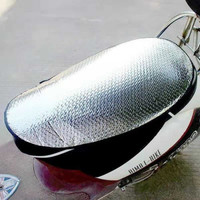 Pelindung Jok Motor Anti Panas / Sarung Cover Jok Motor Tabir Surya