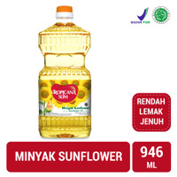 Tropicana Slim Sunflower Oil 946ml (Botol)