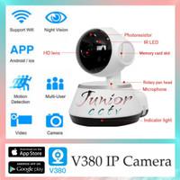 IP KAMERA CCTV Wireles Ip Mini Camera Wifi Smart Net Cam Aplikasi V380