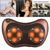 Bantal Pijat Portable Car and Home Massage pillow