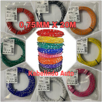 KABEL ROLL ASTRA / AUDIO / BODY / MOBIL 0.75MM X 20M