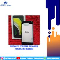 SECOND HP IPHONE SE 64GB GARANSI RESMI