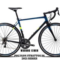 Sepeda Balap POLYGON STRATTOS Series 4.0 (S4) 2020