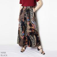 Hana Long Cullote - Celana Batik Panjang Wanita Kulot Wanita