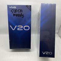 Vivo v20 8/128 new garansi resmi vivo 1tahun
