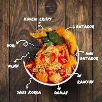 BATAGOR KOREA KOREAN TOFU TOFU DAEBAK Snack Korea