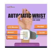 NEW!! Tensimeter Digital Pergelangan Tangan Blood Pressure Monitor