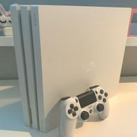PS4 PRO 1 TB PUTIH WHITE MULUS