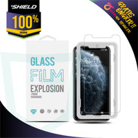 Tempered Glass iPhone 11 / Pro / Pro Max AlignMaster Full Cover - iPhone 11