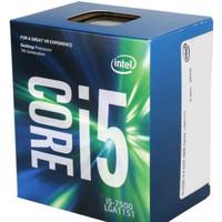 CORE I5 7500 BOX DAN BARU