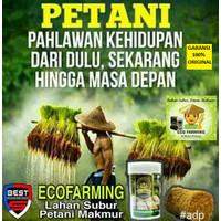Pupuk Organik Eco Farming ASLI vitamin nutrisi penyubur agro ekosistem