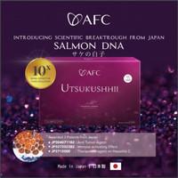 UTSUKUSHHII UTSU AFC SALMON DNA SALMON ORIGINAL MADE IN JAPAN 100% ORI