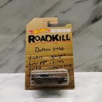 hotwheels datsun 240z roadkill motor trend