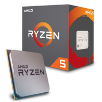 AMD PROCESSOR RYZEN 5 2600 3.4 GHZ BOX SOCKET AM4 CPU PROCESSOR